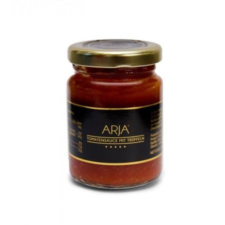 Tomatensauce mit schwarzem Trüffel