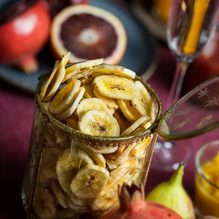 Bananenchips, extra Qualität
