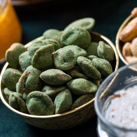 Wasabi Erdnusskerne im Reisteigmantel