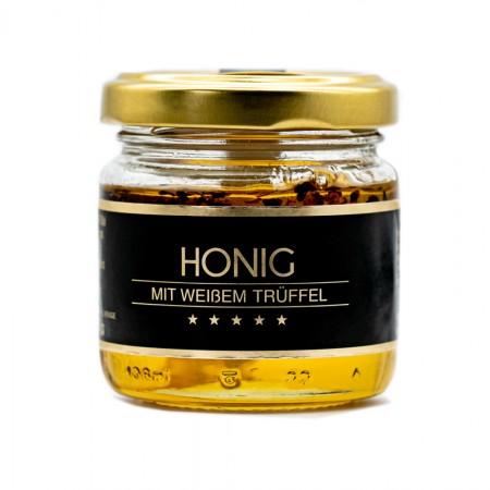 Honig mit weißem Trüffel