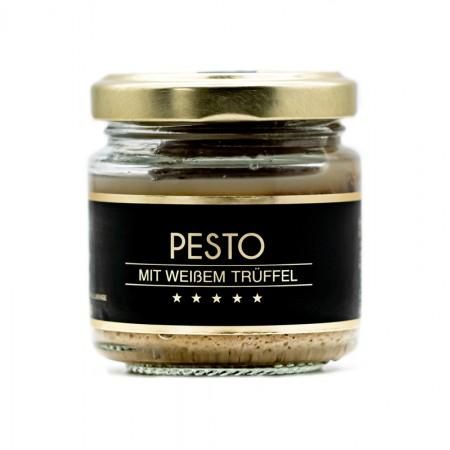 Pesto mit weißem Trüffel