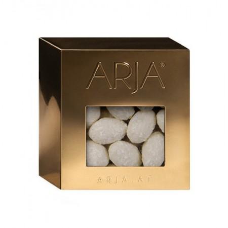 Kokosmandeln in weißer Schokolade