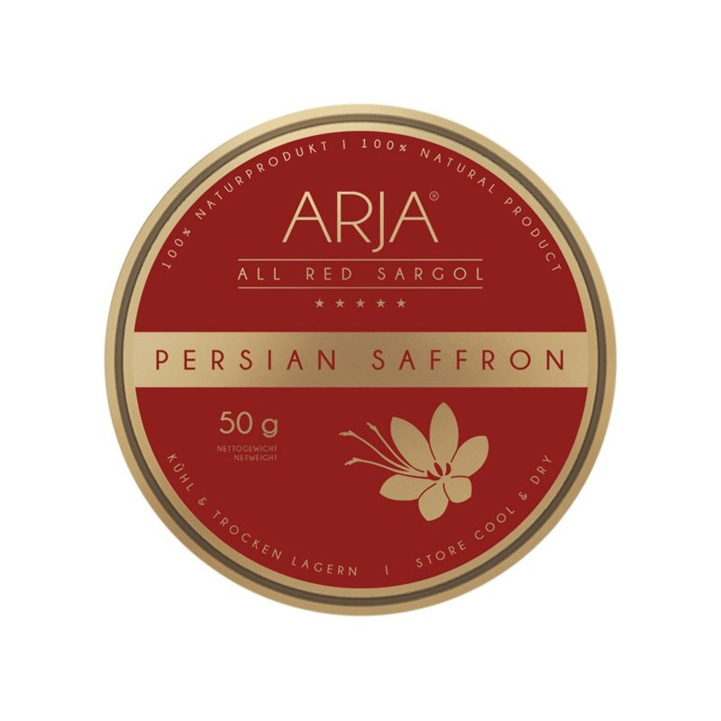 Echter Safran All Red Sargol 50g